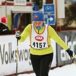 Skiing 45 km - Birgitta Forsberg (4157)