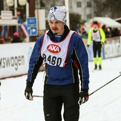 Skiing 45 km - Kenneth Norgren (8480)