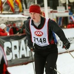 Skiing 45 km - Anna Rosnäs (7148)