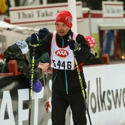 Skiing 45 km - Henrik Olsson (3446)