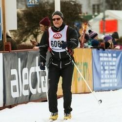 Skiing 45 km - Hans Nilsson (6089)