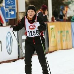 Skiing 45 km - Madelene Willbertsson (2258)