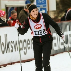Skiing 45 km - Madelene Willbertsson (2258)