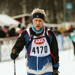 Skiing 45 km - Klaus Udesen (4170)