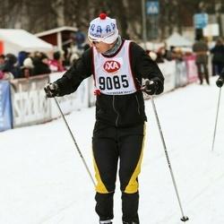 Skiing 45 km - Mikael Högblad (9085)