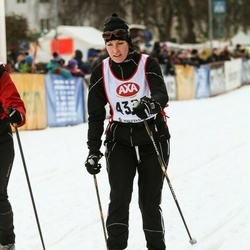 Skiing 45 km - Maria Lundberg (4335)