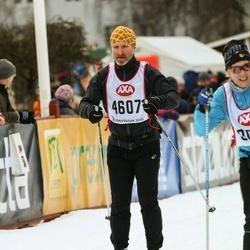 Skiing 45 km - Gerth Ekström (4607)