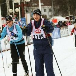 Skiing 45 km - Björn Granat (1149)