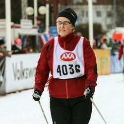 Skiing 45 km - Eva Bergström (4036)