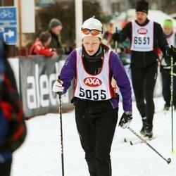Skiing 45 km - Elin Olson (5055)