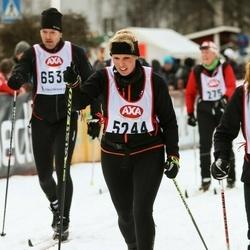 Skiing 45 km - Erika Strömberg (5244)