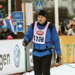 Skiing 45 km - Magnus Frankenberg (3108)