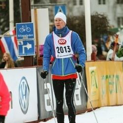 Skiing 45 km - Jens Thule Jensen (2013)