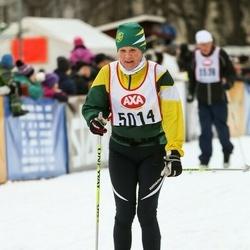 Skiing 45 km - Carina Hammarling (5014)