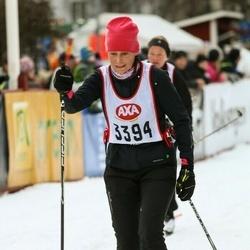 Skiing 45 km - Susanne Ahlinder (3394)