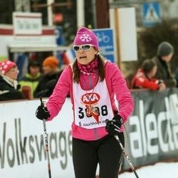Skiing 45 km - Linda Hallner (3008)