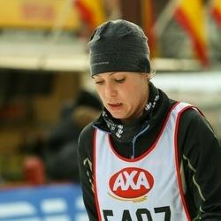 Skiing 45 km - Caroline Trädgårdh (5497)