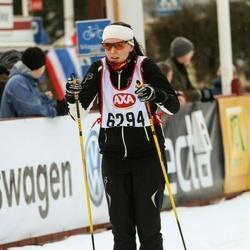 Skiing 45 km - Maya Cylvén (6294)