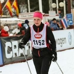 Skiing 45 km - Anna Ekdahl (2152)