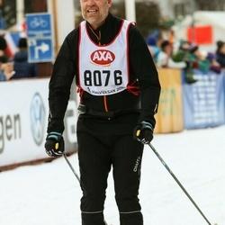 Skiing 45 km - Morgan Lundgren (8076)