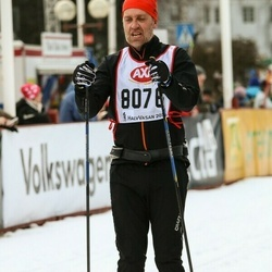 Skiing 45 km - Morgan Lundgren (8076)