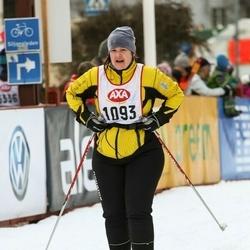 Skiing 45 km - Malin Bjuvenius (1093)