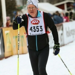 Skiing 45 km - Tomas Jansson (4353)
