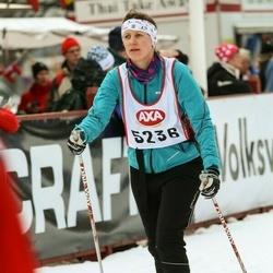 Skiing 45 km - Elina Elestrand (5236)