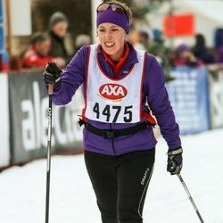 Skiing 45 km - Åsa Sundelin (4475)