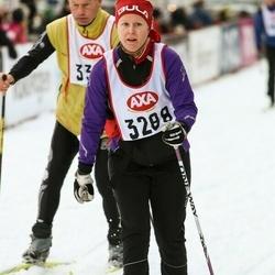 Skiing 45 km - Sara Holm (3288)