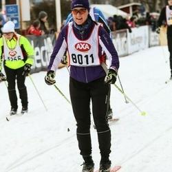 Skiing 45 km - Annika Björklund (8011)