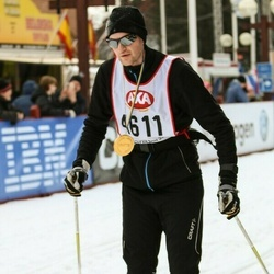 Skiing 45 km - Andreas Dahlström (4611)