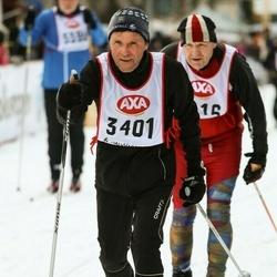 Skiing 45 km - Hans-Åke Olsson (3401)