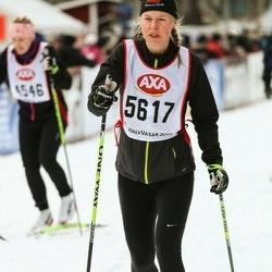 Skiing 45 km - Annika Bergman (5617)