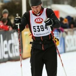 Skiing 45 km - Dennis Munther (5394)