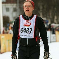 Skiing 45 km - Tomas Gunne (6467)