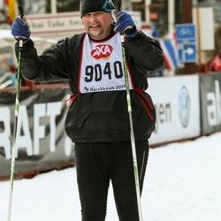 Skiing 45 km - Lars-Erik Backlund (9040)