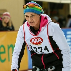 Skiing 45 km - Jenny Björkqvist (3224)