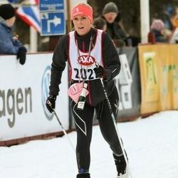 Skiing 45 km - Madeleine Stjernberg (2022)