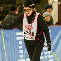 Skiing 45 km - Maria Ohlin (2299)