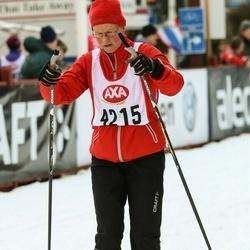 Skiing 45 km - Eva Holmgren (4215)