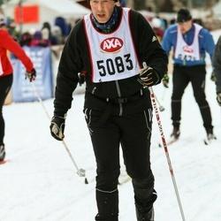 Skiing 45 km - Lars Waerland (5083)
