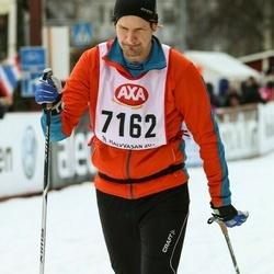 Skiing 45 km - Anders Mejner (7162)