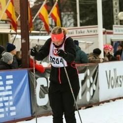 Skiing 45 km - Louise Boudville (6604)