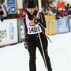 Skiing 45 km - Sofia Ström (3405)