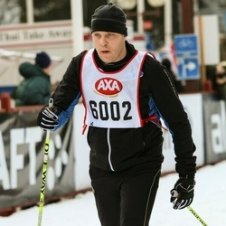 Skiing 45 km - Thomas Celinder (6002)
