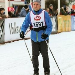 Skiing 45 km - Arvid Danielsson (1581)