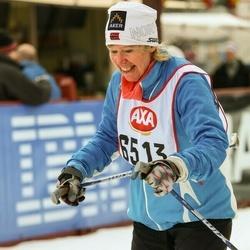 Skiing 45 km - Ingunn Økland Jacobsen (6513)