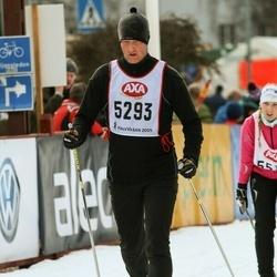 Skiing 45 km - Lasse Edberg (5293)