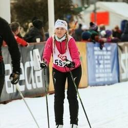 Skiing 45 km - Elisabeth Huss (5539)
